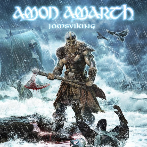 amon amarth - Jomsviking - 2016