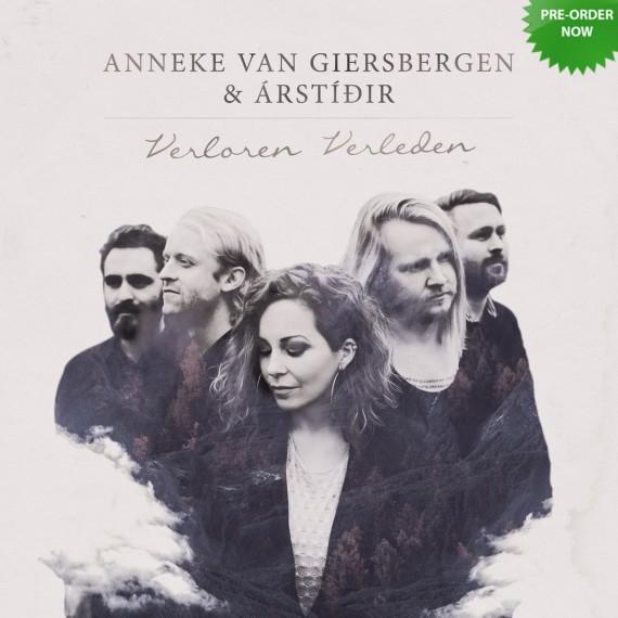 """anneke - arstidir - Verloren Verleden""""- 2016"""