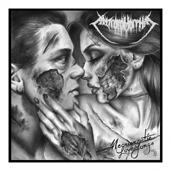 antropomorphia - Necromantic Love Songs - 2016
