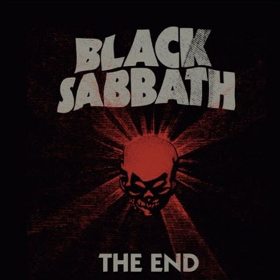 black sabbath - the end - 2016
