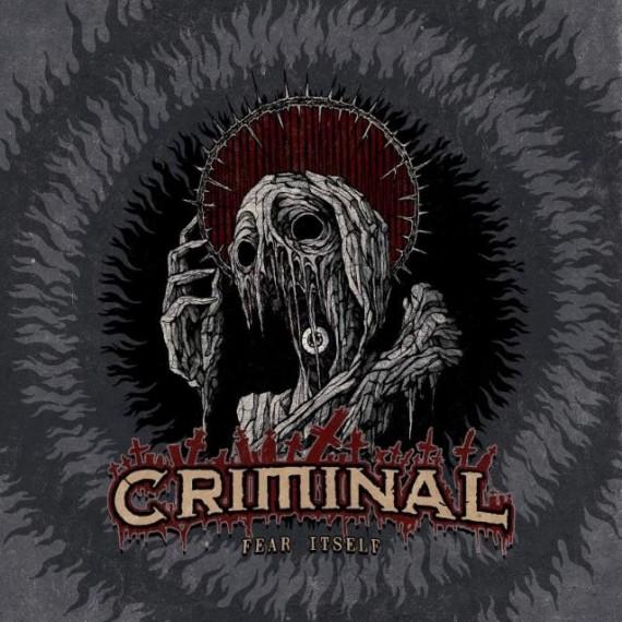 criminal-fear itself album cover -2016
