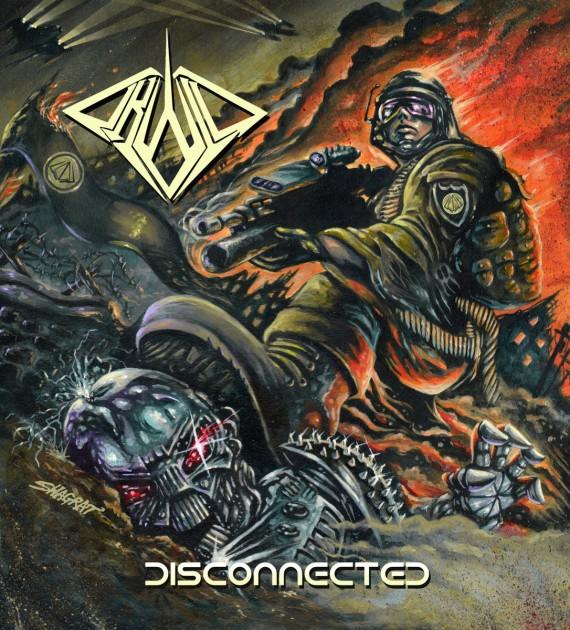 droid - Disconnected- album cover- 2016