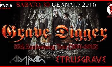 grave digger - locandina prato - 2016