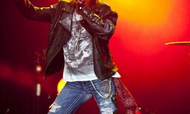guns n roses - axl rose - live gods of metal 2012