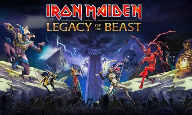 iron maiden - legacy of the beast - 2016
