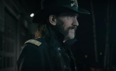 MOTÖRHEAD: un fantastico spot con Lemmy girato poco prima della morte diventa un tributo
