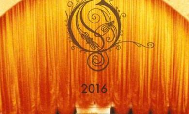 opeth - teatri 2016