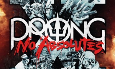prong - x (no absolutes) - 2016