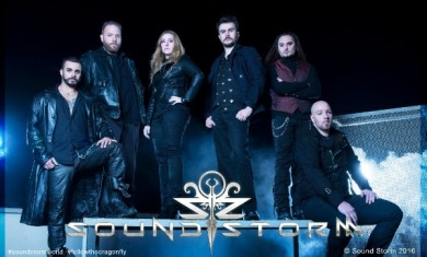sound storm - band - 2016