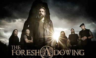the foreshadowing - band - 2016