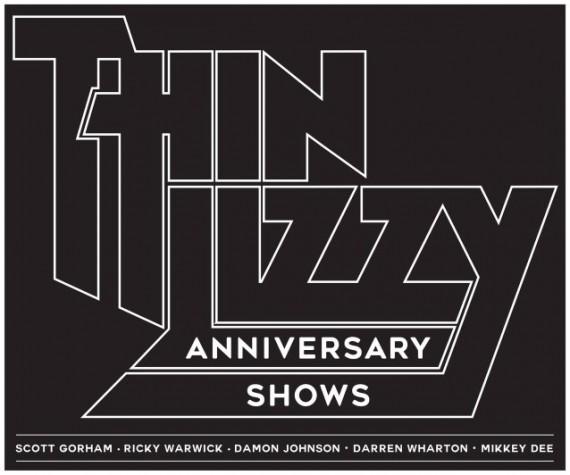 thin lyzzy - anniversario 2016