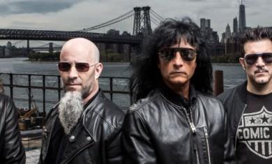Anthrax - Prima Pagina - 2016