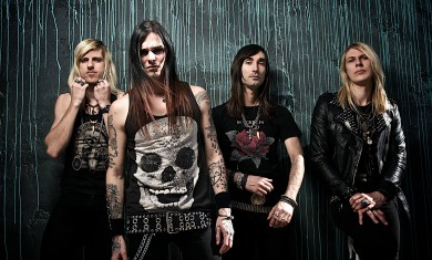 BLACKRAIN - band - 2016