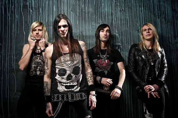 BLACKRAIN - band - 2016