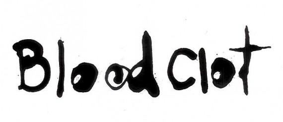 BLOODCLOT - band - logo