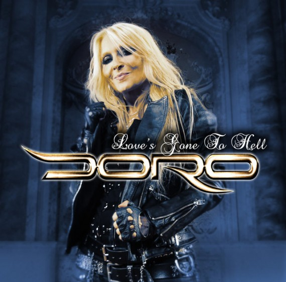DORO - Love's Gone To Hell - singolo - 2016
