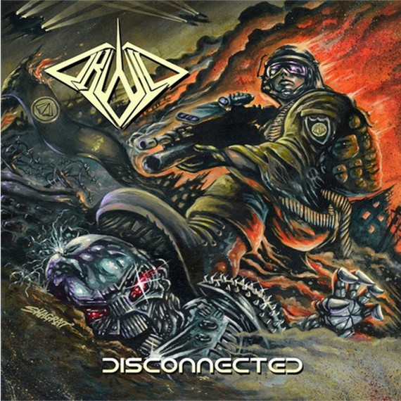 DROID - disconnected - EP - 2016