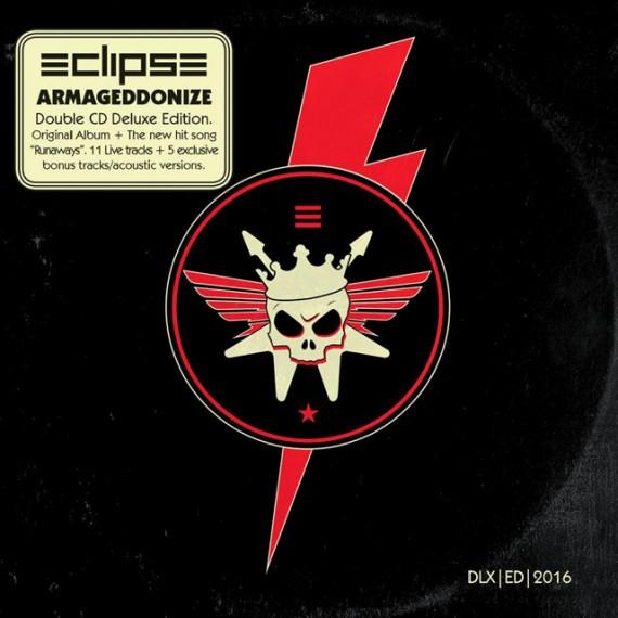 ECLIPSE - Armageddonize - deluxe edistion - 2016