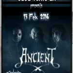 GOTLAND: di supporto agli ANCIENT il 13 febbraio a Torino