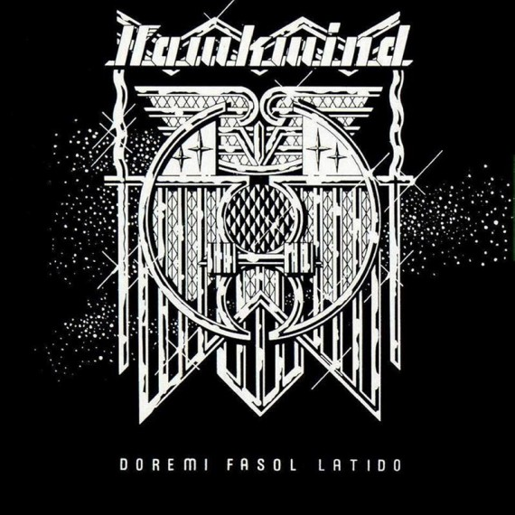 Hawkwind - Front - 1972
