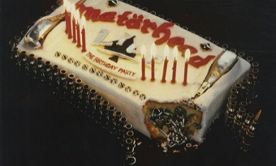 MOTORHEAD - Birthday Party 1985 - cd cover