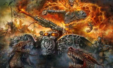 MYSTIC PROPHECY - War Brigade - album - 2016