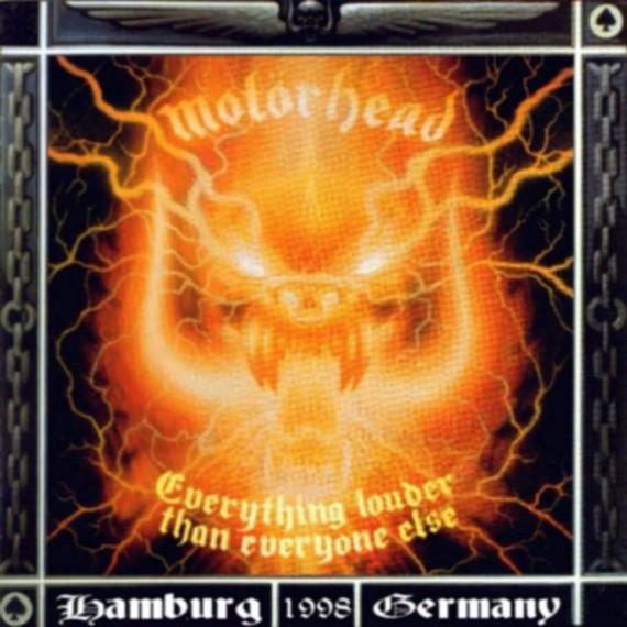 Motorhead - Everything louder than everyone else - 1999