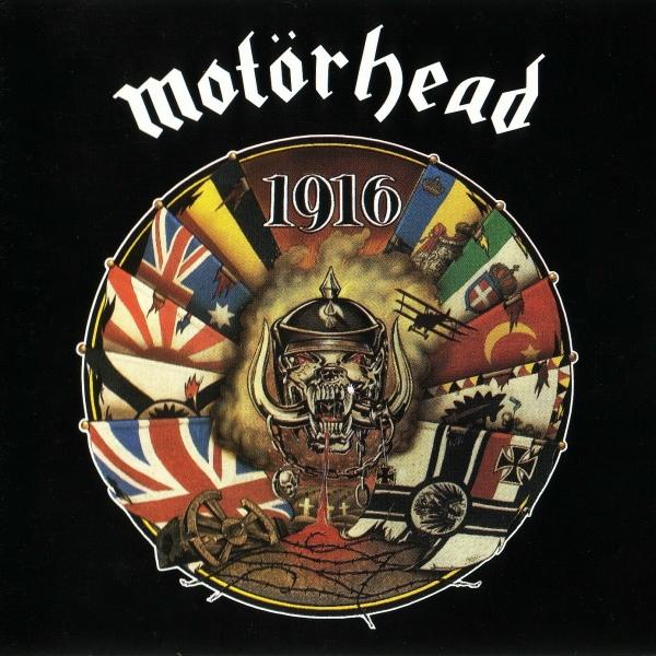 Motorhead - Front - 1991