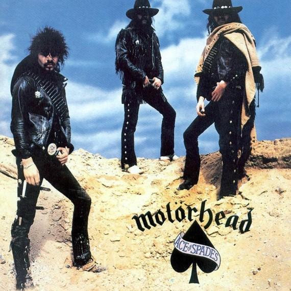 Motorhead - ace of spades - cover
