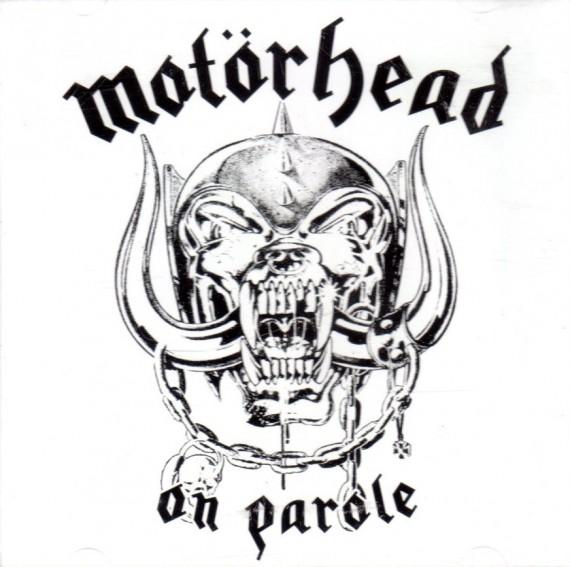 Motorhead - on parole - cover