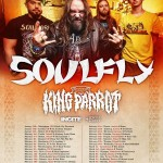 Soulfly-King-Parrot-Incite- tour - 2016
