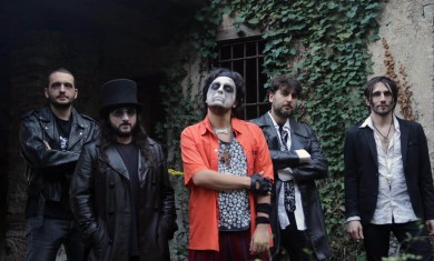 The Mugshots - band - 2016