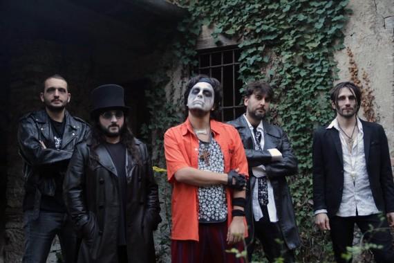 The Mugshots - band - 2016