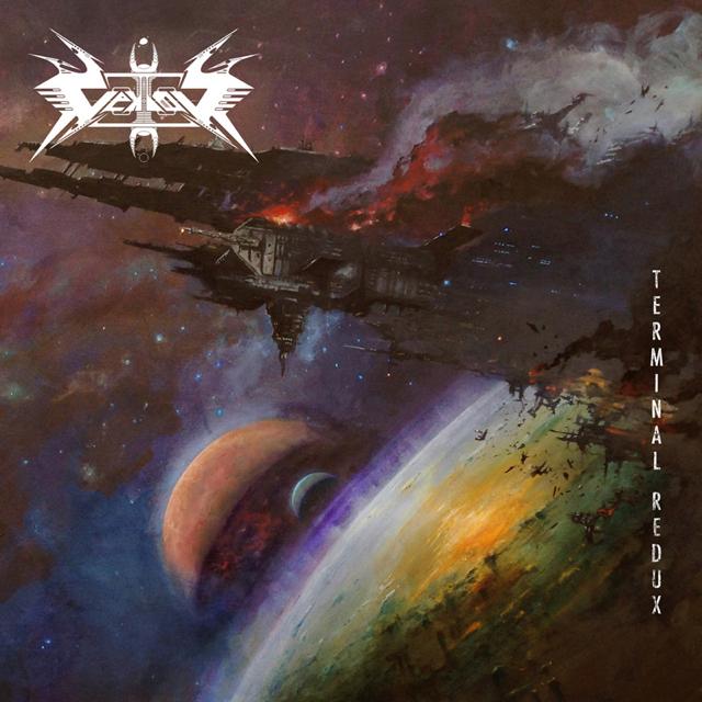 VEKTOR - Terminal Redux - album 2016