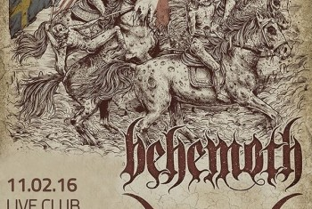 behemoth - tour - 2016