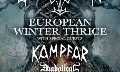 borknagar - tour europeo - 2016