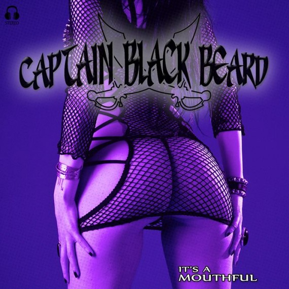 captain black beard - it's a mouthful - 2016