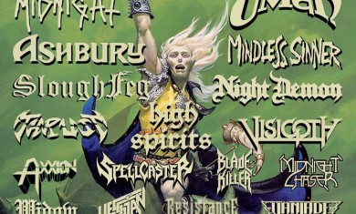 cirith ungol - frost and fire fest 2 - 2016