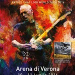 PINK FLOYD: due date in Italia per David Gilmour