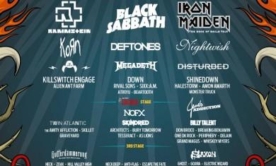 download festival 2016 - aggiornamento febbraio