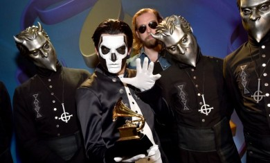 ghost - grammy - 2016