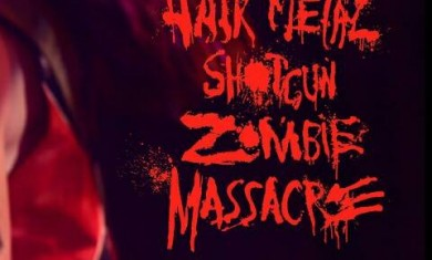 hairmetal shotgun zombie massacre