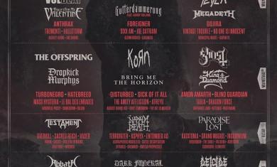 hellfest 2016 - aggiornamento febbraio