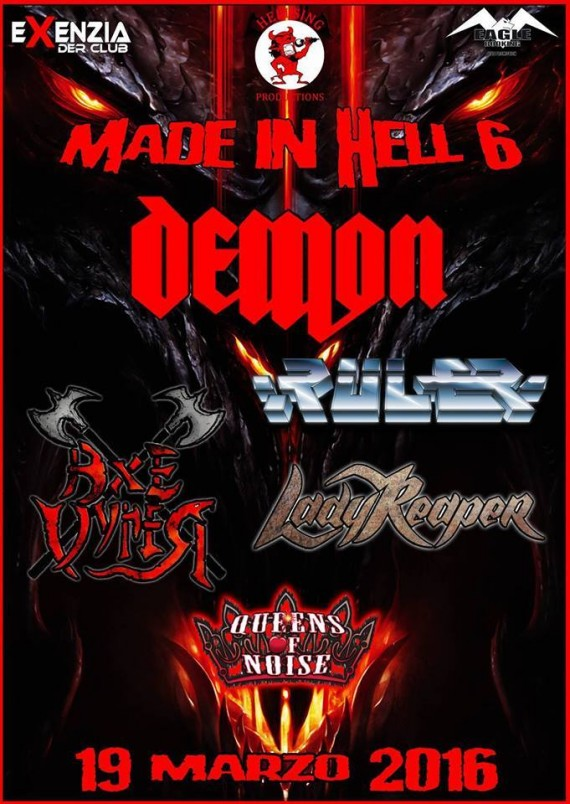 made in hell festival 2016