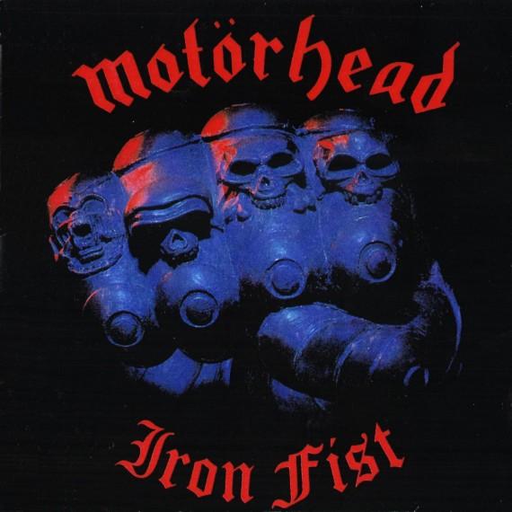 motorhead - iron fist - 2016