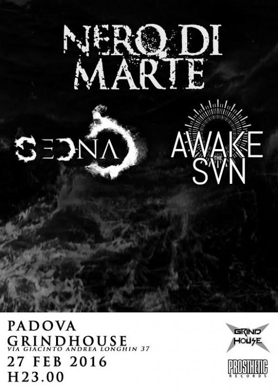 nero di marte - padova - 2016