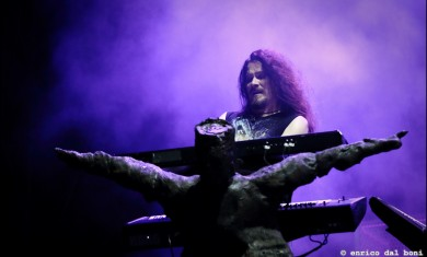 nightwish - tuomas holopainen - summer breeze 2015