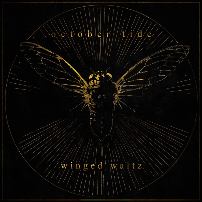 october tide - winged waltz - 2016