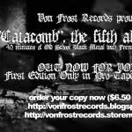 """ORCRIST: disponibile il nuovo album """"Catacomb"""""""