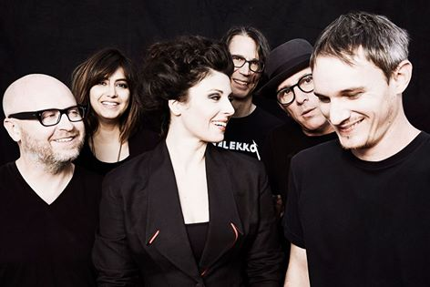 puscifer - band - 2016
